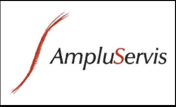 Logo AmpluServis, a.s.