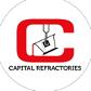 Logo CAPITAL REFRACTORIES s.r.o.