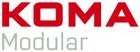 Logo KOMA MODULAR s.r.o.
