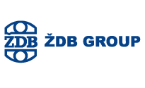 Logo ŽDB GROUP a.s.