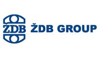 Logo ŽDB GROUP a.s.