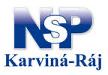 Logo Nemocnice s poliklinikou Karviná – Ráj, příspěvková organizace