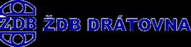 Logo ŽDB DRÁTOVNA a.s.